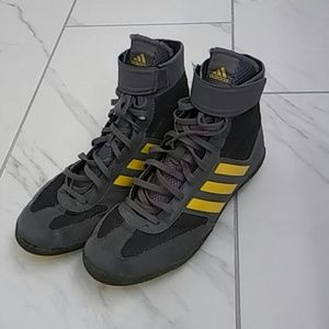 Adidas Combat Speed 5 Mens Wrestling Shoes